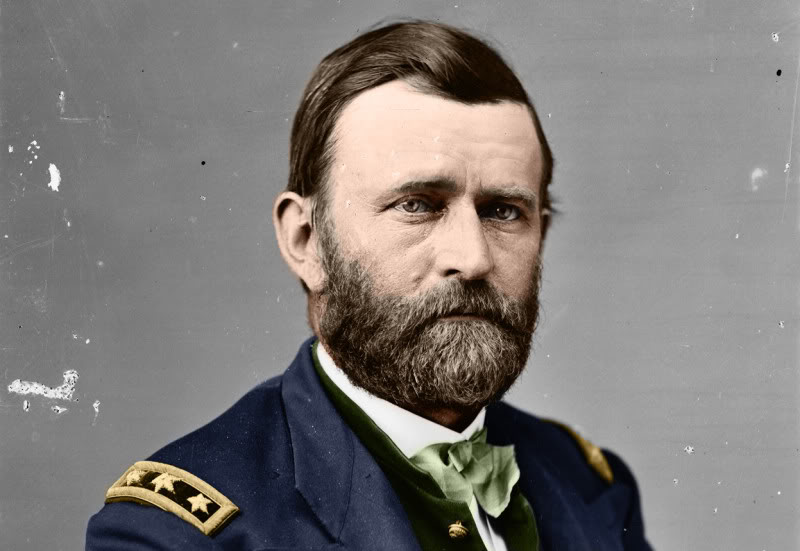 Research papers of ulysses s. grant